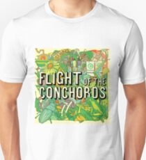 Flight of the Conchords - Album Unisex T-Shirt