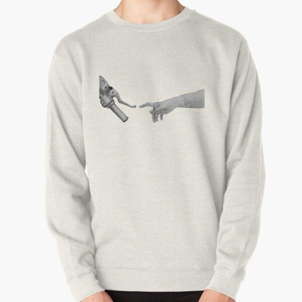 Création de Adam Motorcycle Version Sweatshirt épais
