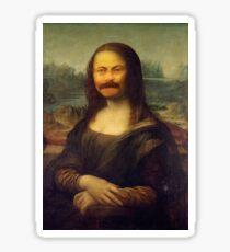 The Mona Swanson Sticker