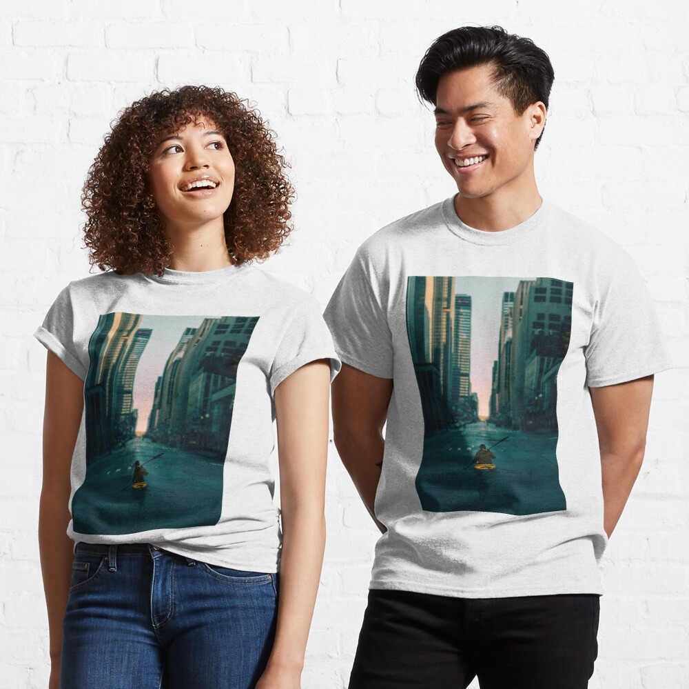 Explore Everything Classic T-Shirt