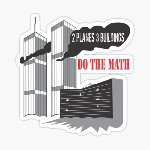 Do The Math Sticker