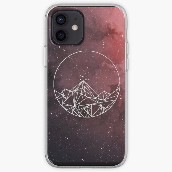 Acotar Mountains  iPhone Soft Case