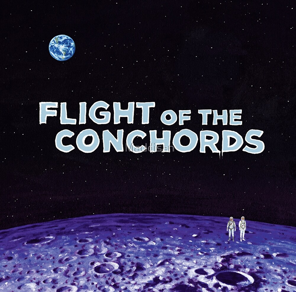 Flight of the Conchords - The Distant Future by Maddisan