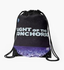 Flight of the Conchords - The Distant Future Drawstring Bag