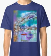 Cape Cod Traffic Jam Abstract Art T-Shirt Classic T-Shirt