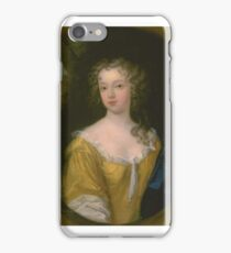 Harman Verelst (),Portrait of a lady, thought to be Dionesse Cullum,  iPhone Case/Skin