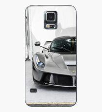 Ferrari LaFerrari in Grey Case/Skin for Samsung Galaxy