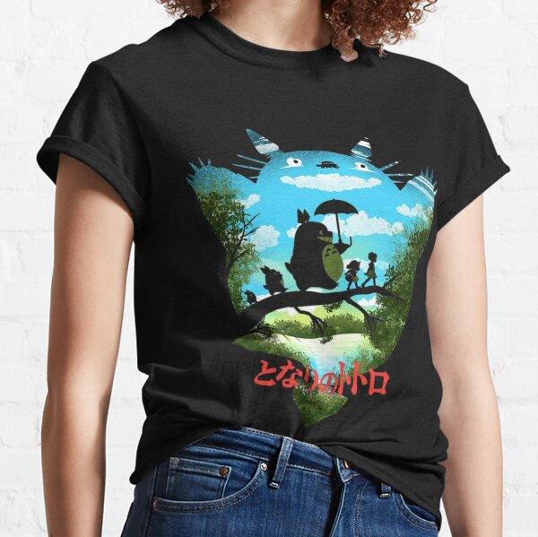 Follow me T-shirt classique