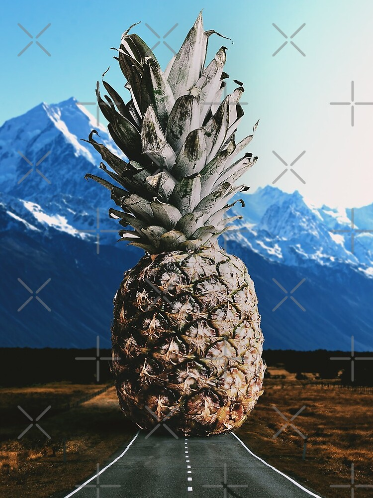 Pineapples by ShaneAvery