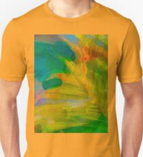 Abstract Palm Art tshirt Unisex T-Shirt