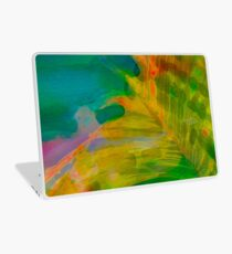 Abstract Palm Art tshirt Laptop Skin