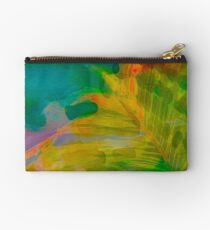 Abstract Palm Art tshirt Studio Pouch