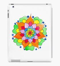 Colourful Mandala iPad Case/Skin