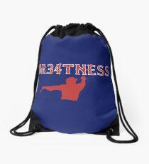 GR34TNESS--David Ortiz Drawstring Bag