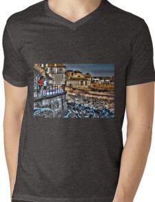 St. Ives - the other side Mens V-Neck T-Shirt