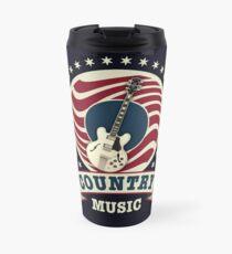 Country Music Travel Mug