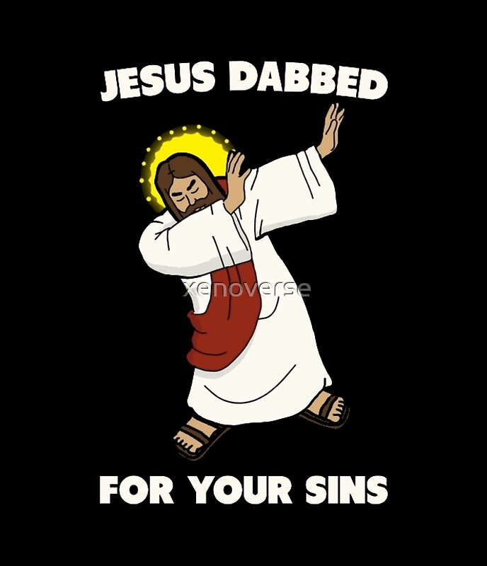 """""""Jesus Dabbed"""" Mini Skirts by xenoverse"""