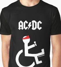 Funny Ac Dc Axl Graphic T-Shirt