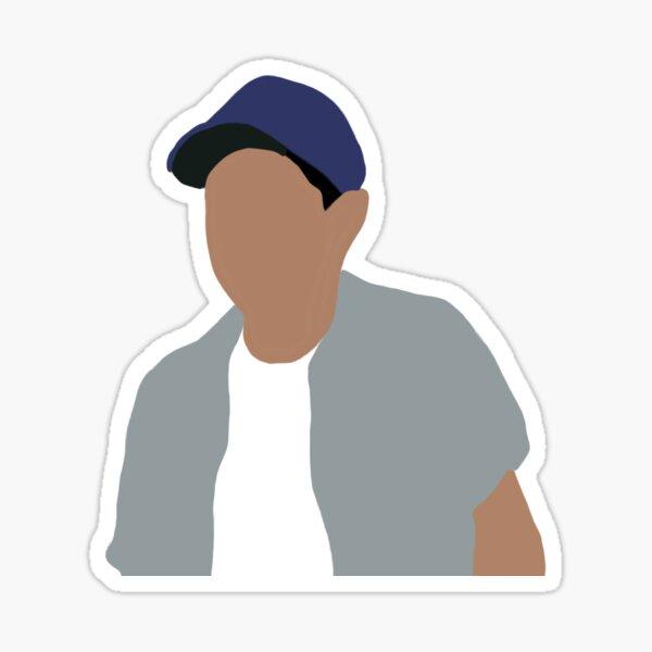 "Benny ""The Jet"" Rodriguez Sticker"