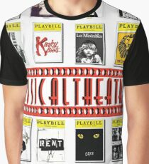 Musical Theatre! Graphic T-Shirt