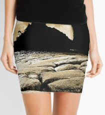 By the light of the Sepia moon. Mini Skirt