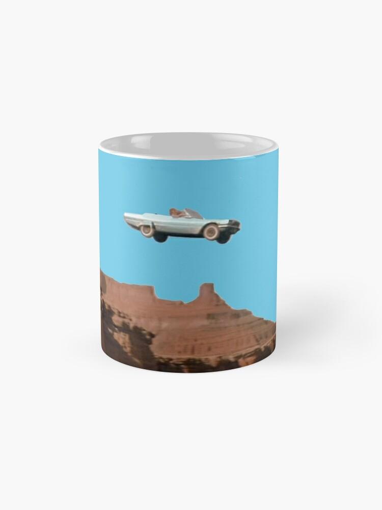 Alternate view of THELMA AND LOUISE CAR Mug