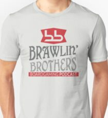 Brawling Brothers Design 4 Unisex T-Shirt