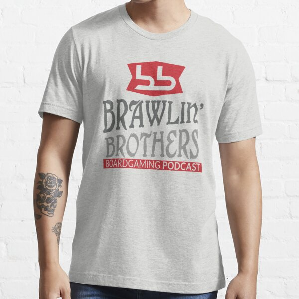 Brawling Brothers Design 4 Essential T-Shirt