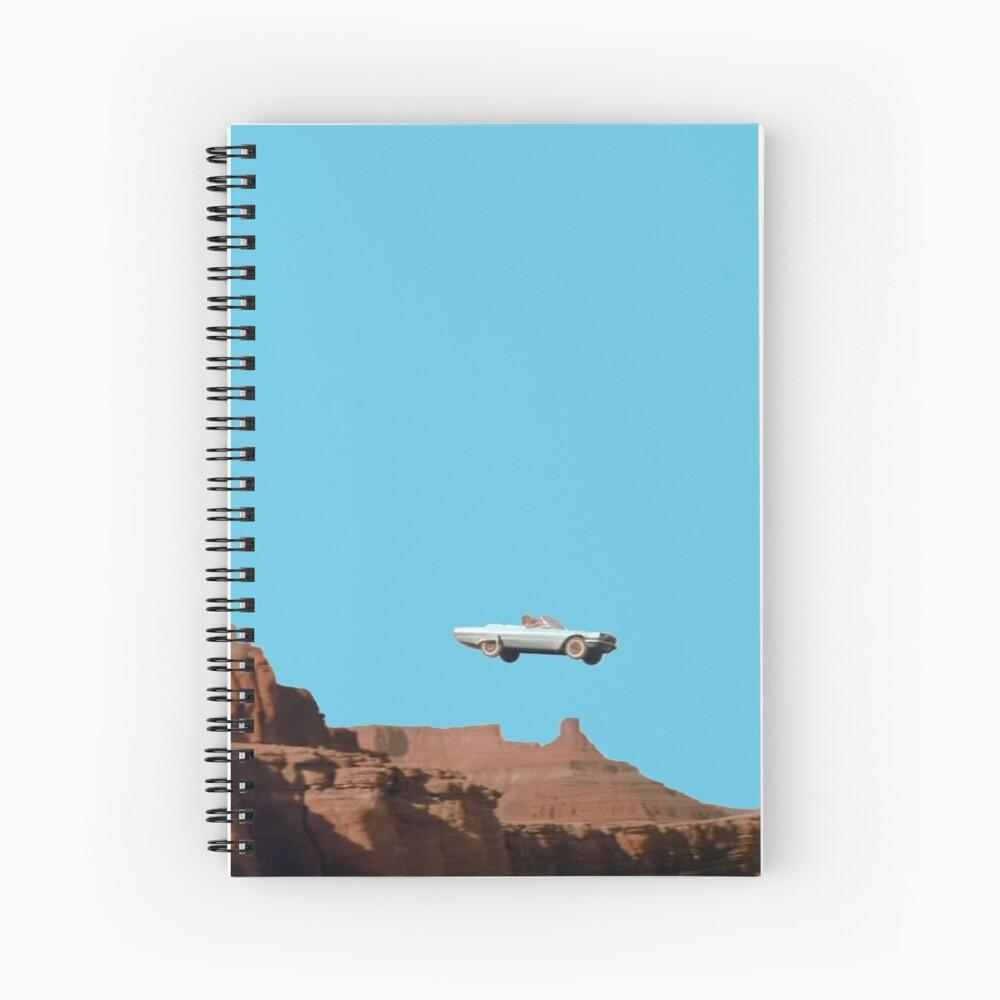 THELMA Y LOUISE CAR Cuaderno de espiral