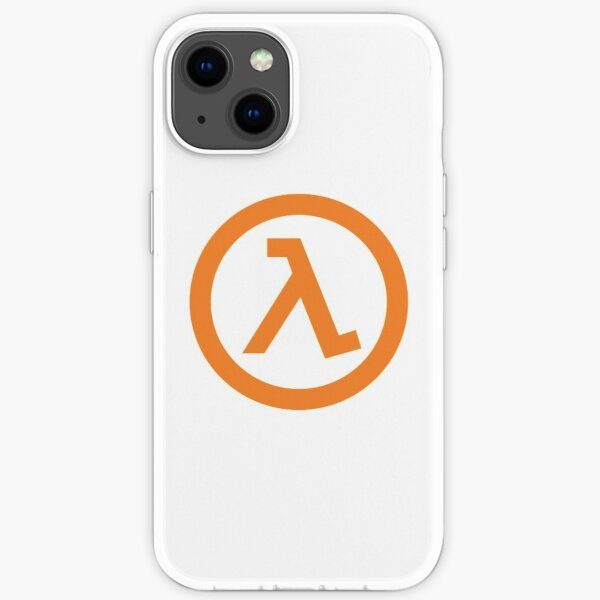Half-Life Lambda iPhone Soft Case