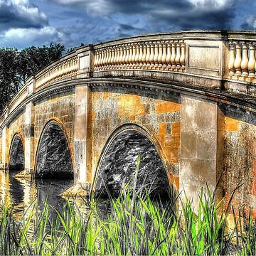 The Bridge HDR by anthonyhedger