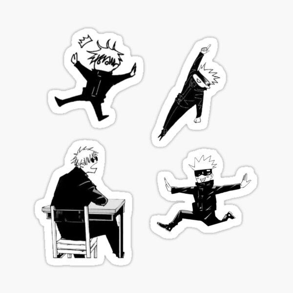 Ensemble Gojo Satoru Sticker