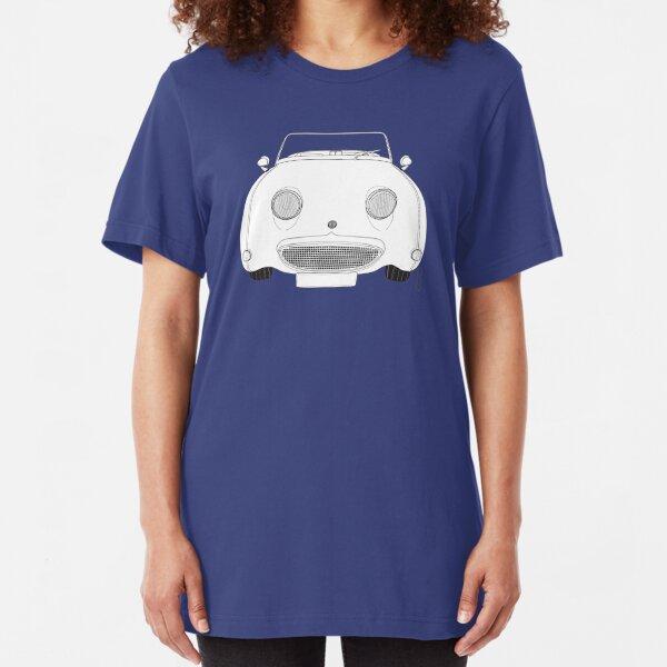 Austin-Healey Sprite Vintage Car Slim Fit T-Shirt