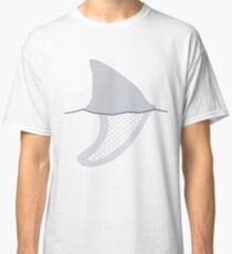 Fins of the sea Classic T-Shirt