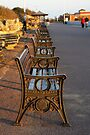 Sunset seats by CiaoBella