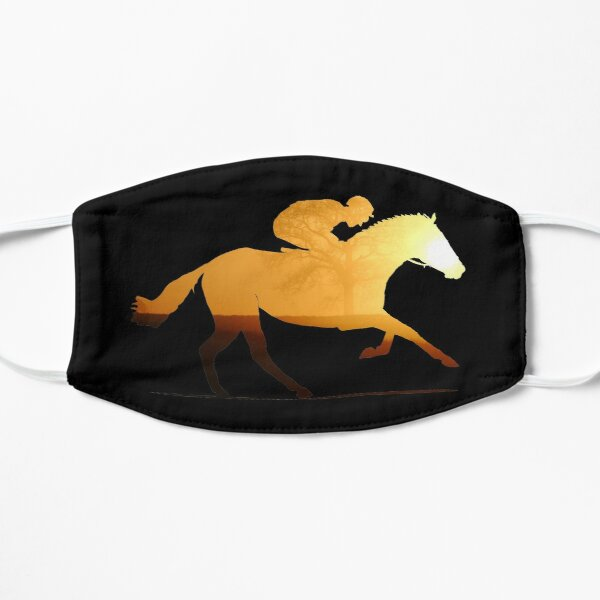 Sunset Ride Mask