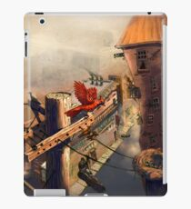 Polluted City iPad Case/Skin
