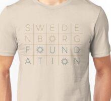 "Swedenborg Foundation ""Grid Design"" 1 Unisex T-Shirt"