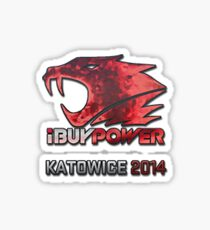 ibuypower (holo) Sticker