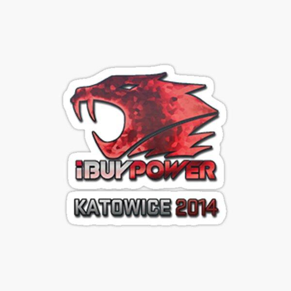 ibuypower (holo) Sticker