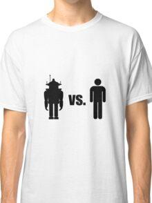 Robot VS Human Classic T-Shirt