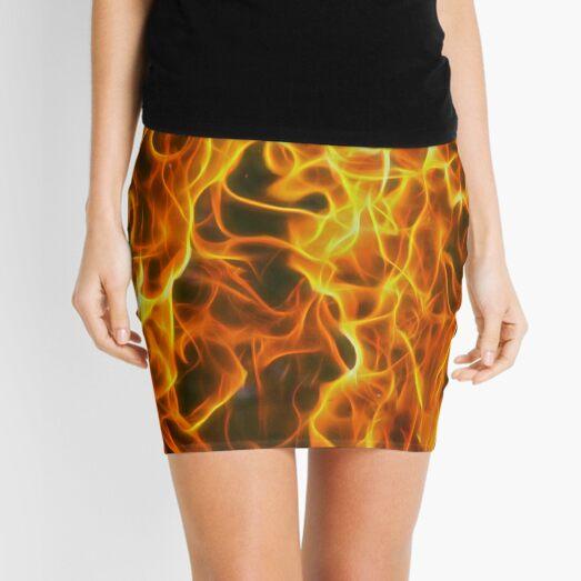 Light my Fire Mini Skirt