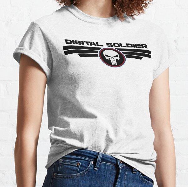 GXS - SOLDAT NUMÉRIQUE T-shirt classique
