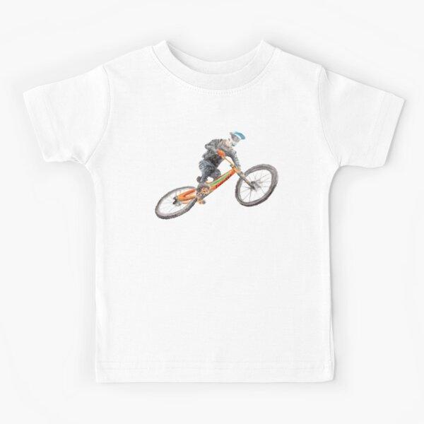 Fabio Wibmer  Kids T-Shirt