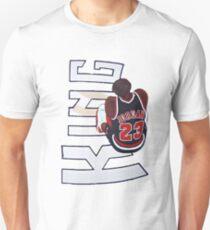 King Jordan Unisex T-Shirt