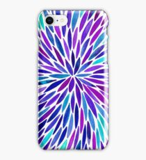 Lavender Burst iPhone Case/Skin