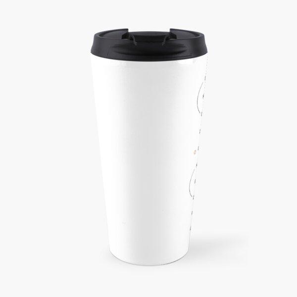 """Swedenborg Foundation """"FOIL Design"""" Travel Mug"""