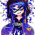 Splatoon: Inkshot by x0Kuja0x