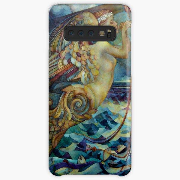 figurehead or ... fishing Samsung Galaxy Snap Case