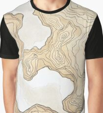 maps from a inexistent world  Graphic T-Shirt